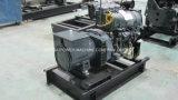 Grupo electrógeno diesel de 63kVA / Grupo electrógeno diesel impulsado por motor Deutz refrigerado por aire