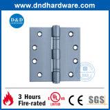 화재 정격 문 (DDSS001)를 위한 스테인리스 문 기계설비 경첩