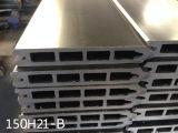 Блокировка палубе стены оболочка WPC композитных панелей на стене