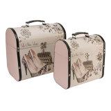Duft/Duftstoff-Papierpapverpackenkasten mit innerem Tellersegment
