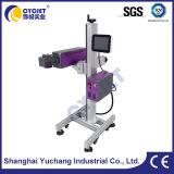Máquina de fazer a Laser do cabo / Voar Codificação de fábrica da impressora a laser