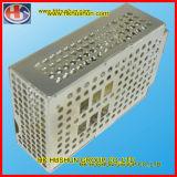 Коробка электроники Китая, случай металлического листа (HS-SM-0001)