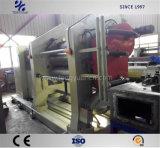 高く効率的なゴム製シートのコーティングのための3つのローラー装置