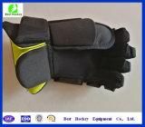 3部の親指のカスタムアイスホッケーの手袋