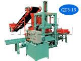 Bloc concret de la vibration Qt6-15 automatique faisant à machine la machine de brique pleine