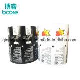 El intercambio de lámina de aluminio de 4 capas de papel para toallitas secas