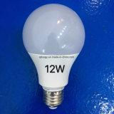 3W, 5W, 7W, 9W, 12W, 15W, lumière d'ampoule de 18W DEL