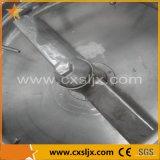 De KoelMixer van het Poeder van de Hars van pvc voor de Lopende banden van de Injectie Extrusin