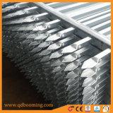 Revestimiento de polvo de aluminio en el mercado estadounidense lanza Top Fence