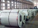 Aod Material 201 2b Finition en acier inoxydable laminé à froid / bobine