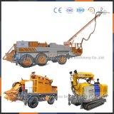 Folding-Telescopic Arm Factory Máquina de concreto moldado com concreto