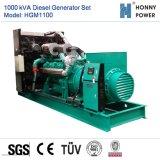 1000kVA conjunto gerador a diesel com motor Googol 50Hz