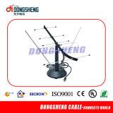 샴 Camera/CCTV/CATV/Coaxial 케이블을%s 2c를 가진 Rg59 케이블