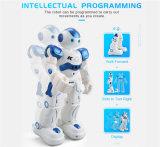 Giocattolo di plastica del robot della novità del bambino educativo intellettuale divertente caldo di Dancing