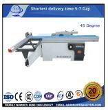 2800/ 3000/ 3200/ 3800mm mesa deslizante de la Sierra de la máquina de trabajo Panel de madera utilizados en el procesamiento de madera fabricado en China en Grecia