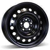 (5-150) оправы колеса серебряного автомобиля 16X6.5 стальные