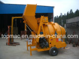 China 800L Diesel 4 Rodas Betoneira