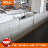 De Witte Lak Gebeëindigde Keukenkast van uitstekende kwaliteit