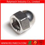 Écrou en acier inoxydable Ecrou à écrou hexagonal M3-M12