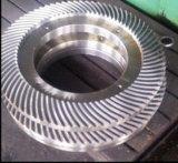 Высокая точность обработанной прямозубую цилиндрическую шестерню Сделано в Китае