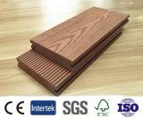 옥외 Decking를 위한 단단한 WPC Decking 또는 나무 플라스틱 합성 Decking