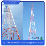 [هدغ] اتّصالات أربعة [لغّد] مزوّى هاتف هوائي فولاذ برج