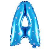 O artigo de Promotation a película de alumínio de 18 polegadas Balloons o balão da letra & do número (10236539)