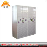 Preiswerter Tür-Kleidung-Schrank des Indien-Almirah Metall4