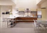 デザインによってカスタマイズされる現代純木の食器棚を放しなさい