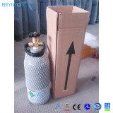 2.6kg de Gasfles van Co2 van de Cilinder van het Staal van Co2 6kg voor de Machine die van het Bier wordt gebruikt