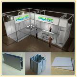 Arrangement personnalisé d'interpréteur de commandes interactif d'étalage de stand d'exposition/objet exposé d'étalage