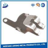 Pièce de estampage/de poinçon en métal profondément dessiné d'OEM pour le connecteur de clip