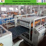 Vitrage PVC ASA La ligne de production de feuilles pour le Corridor toit