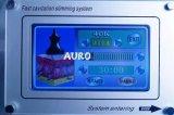 Machine de beauté de la cavitation rf de massage de perte de poids corporel à vendre