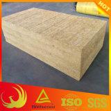 Tarjeta externa incombustible de las lanas minerales del aislante termal de la pared