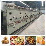 Saiheng Biskuit-Tunnel-Ofen-/Backen-Maschinen für das Imbiss-Glühen
