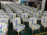 厚遇のホテルファブリック肘掛け椅子の心地よい椅子の余暇の椅子のコーヒー椅子