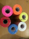 Fitas de marcação de PVC com bom estiramento