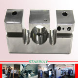 Metallgußteil-Teile CNC, der mit Präzision maschinell bearbeitet, Druckguss-Teile