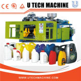 0.5L-5Lプラスチックびんの容器の放出のブロー形成機械