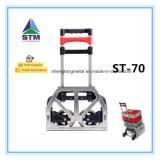 Trole Foldable de pouco peso da bagagem de mão