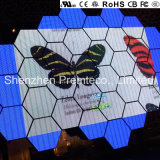 Creative LED Display with Top European Quality Hexagon P5