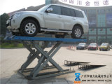 CE Approbation Scissor Car Lift (SHL-YJ-55P)