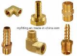 La mejor calidad de las guarniciones de cobre amarillo de la plomería