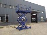 De stationaire Hydraulische Lift van de Schaar van 5 Ton van de Leverancier van China Beste Verkopende Hydraulische met Goedkope Prijs
