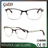 새로운 패션 모델 금속 Eyewear 안경알 광학 프레임