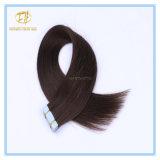 Kundenspezifische Farben-Qualitäts-Doppeltes gezeichnete Band-Haar-Extensions-Haare mit Fabrik-Preis Ex-046