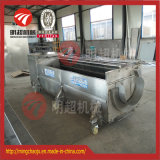 Tipo de escova aprovado peeling de lavagem vegetais raiz máquinas (400kg/h)