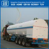 半低温液化ガスの輸送のタンカーのトレーラータンク
