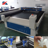 Kmj2513-260W laser CO2 Non-Metal Machine de coupe de métal et de Médailles et gravure de la machine de découpe laser